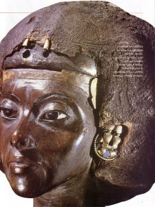 La regina Tiye