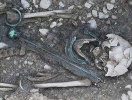 Scoperte tombe celtiche